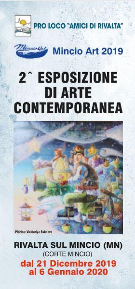 2° ESPOSIZIONE DI ARTE CONTEMPORANEA